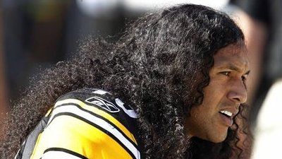 Troy Polamalu Admits He's Lied About Concussions to Keep Playing