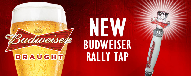 Budweiser Draught Rally Tap Offers Red Sox Fans Giveaways Every Time Sox Score