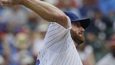 Rangers Acquire Ryan Dempster From Cubs Moments Before Trade Deadline