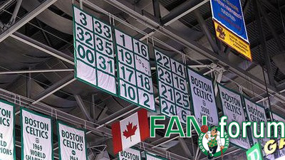 Should the Celtics Raise Their Standards for Retiring Jersey Numbers?