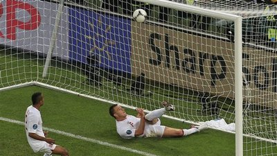 Goal-Line Controversy, Dutch and Russian Flops Among Biggest Disappointments of Euro 2012 Group Stage