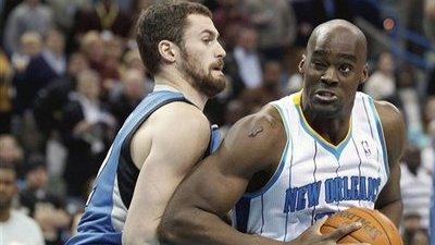 New Orleans Hornets Trade Trevor Ariza, Emeka Okafor to Washington Wizards for Rashard Lewis, Draft Pick