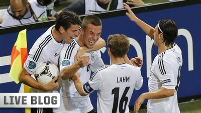 Euro 2012 Live Blog: Germany Comfortable Winners Over Greece in First-Ever 'Bailout Game'