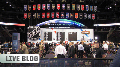 NHL Draft Live Blog: Defense Dominates First Round, But Bruins Buck Trend By Grabbing Goalie Malcolm Subban