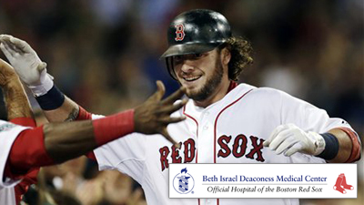 Jarrod Saltalamacchia Knows Importance of Staying Hydrated During Dog Days of Summer