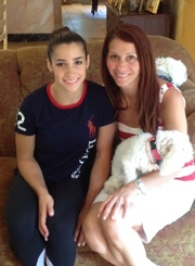 Aly Raisman's Olympic Gymnastics Journey Provides Thrill of a Lifetime for Entire Family