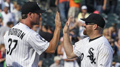 Kevin Youkilis Named American League Player of the Week for White Sox