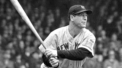 Retired Scientist Suggests Lou Gehrig's American League RBI Record Has Mistake