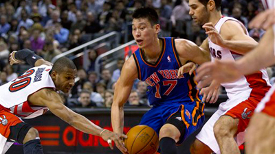 Jeremy Lin's Future With Knicks in Limbo After Team Agrees to Trade for Raymond Felton