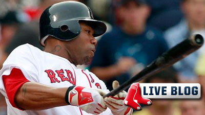 Red Sox Live Blog: Adrian Gonzalez Powers Red Sox to 5-1 Win Over White Sox