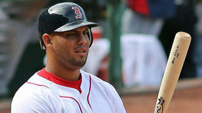 Mauro Gomez Gets Promotion Over Ryan Lavarnway, Is Relieved He Won't Be Playing Third Base