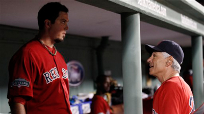 Josh Beckett 'Absolutely' Wants to Stay With Boston, Views Trade Talk as 'Made-Up Fodder'