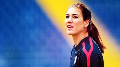 Hope Solo Won't Be Disciplined for Criticizing Brandi Chastain After Meeting With U.S. Coach