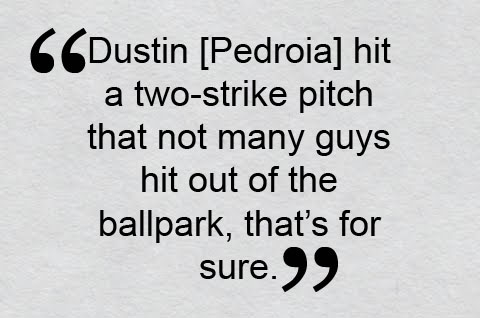 Dustin Pedroia Gets Offense Started as Red Sox Appear to Find Groove in Win Over Tigers
