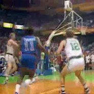 Is Boston Bruins' 2011 Stanley Cup Victory or Larry Bird's Steal Against the Pistons a Bigger Boston Sports Moment?