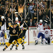 Is Dave Roberts' Steal or the 'Vibrating Building' During the '08 Stanley Cup Playoffs a Bigger Boston Sports Moment?
