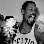 Is Bill Russell or Larry Bird a Bigger Boston Sports Legend?