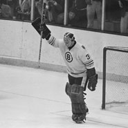 Is Gerry Cheevers Shutting Out Rangers for '72 Cup or Adam Vinatieri's 'Snow Bowl' Field Goal a Bigger Boston Sports Moment?