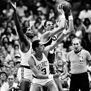 Is Celtics Beating Lakers in 1984 NBA Finals or Cam Neely Scoring 50 Goals in 44 Games a Bigger Boston Sports Moment?