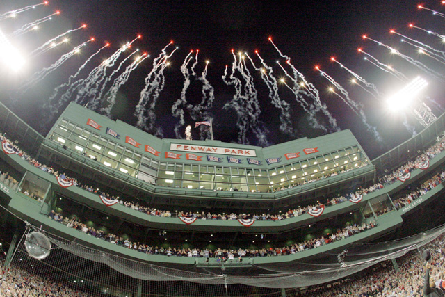 Fenway Park Stadium Guide