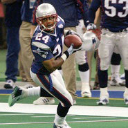 Is Rocky Marciano's 49-0 Record or Ty Law's Pick-Six in Super Bowl XXXVI a Bigger Boston Sports Moment?
