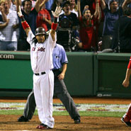 Is Bill Russell's 1962 NBA Finals Game 7 or Manny Ramirez's 2007 ALDS Home Run a Bigger Boston Sports Moment?