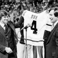 Is Bobby Orr's No. 4 Retirement or Birth of 'Beat L.A.' Chant a Bigger Boston Sports Moment?
