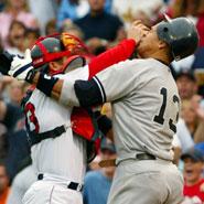 Is Jason Varitek and Alex Rodriguez's Brawl or Jon Lester's No-Hitter a Bigger Boston Sports Moment?