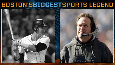 Is Carl Yastrzemski or Bill Belichick a Bigger Boston Sports Legend?