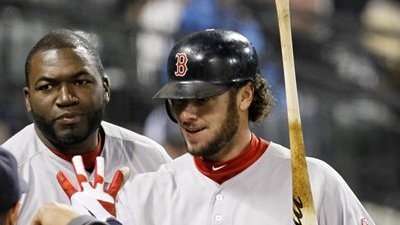Jarrod Saltalamacchia Was Unavailable to Pinch Hit for Red Sox Because of 'Big Ear Infection'