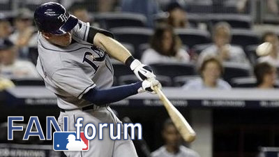 Vote: Will Evan Longoria's Return Make the Tampa Bay Rays Playoff Contenders?