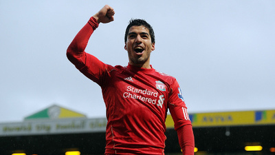 Luis Suarez Signs New Contract With Liverpool FC, Star Forward Delighted With Extension