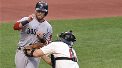 Baserunning Blunders Run Red Sox Right Out of Game in Saturday Loss to Indians