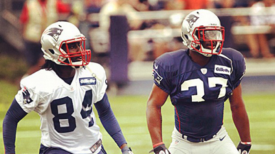 Alfonzo Dennard, Marquice Cole Among Patriots' Many Options to Fill Out Cornerback Position
