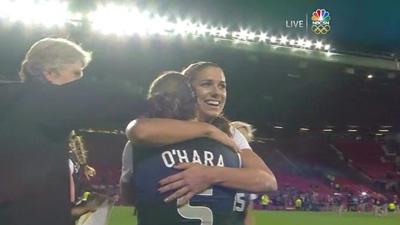 Alex Morgan Scores Goal in Final Minute to Push U.S. Women's Soccer Past Canada (Video)