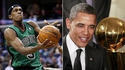 Rajon Rondo, Paul Pierce, Michael Jordan to Help President Obama Raise Money at Basketball Event