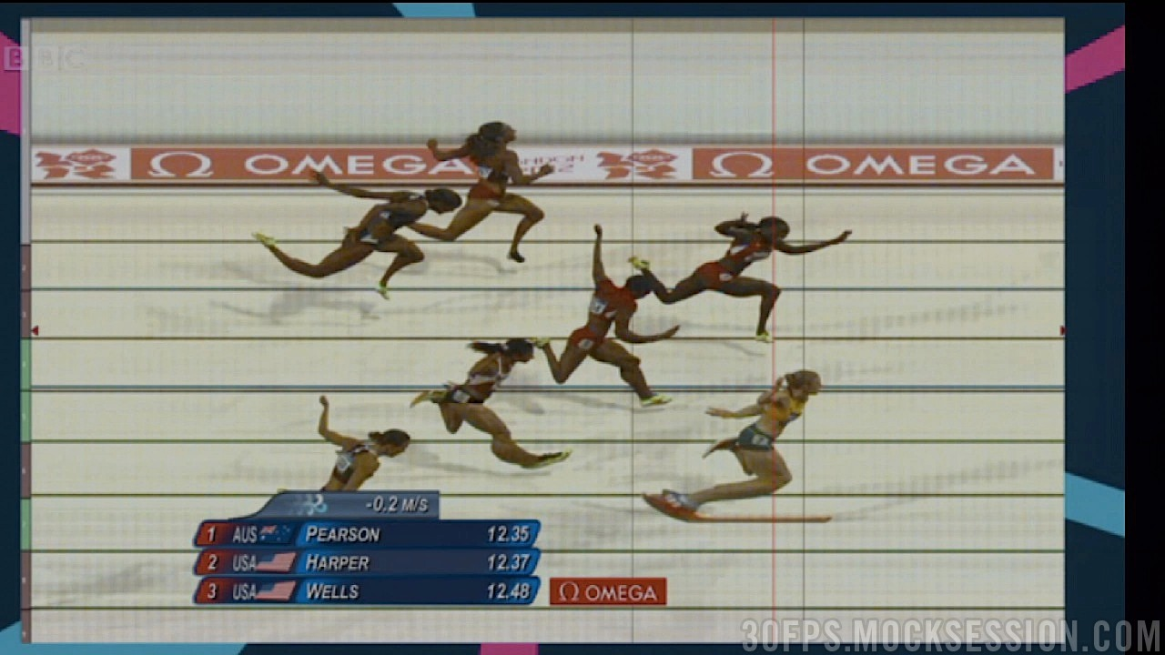 Lolo Jones Fails to Medal in 100-Meter Hurdles, as Australia's Sally Pearson Wins Gold (Photo)