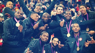 LeBron James, Kevin Durant and Company Share Jubilation Over Gold Medal on Twitter