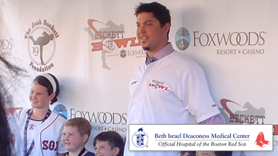 Josh Beckett, Adrian Gonzalez, Will Middlebrooks Among Red Sox With Unique Charitable Endeavors