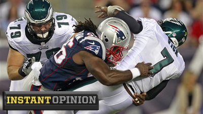 Michael Vick Needs to Be More Like Donovan McNabb, Avoid Injury if Eagles Want to Go Anywhere This Season