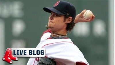 Red Sox Live Blog: Clay Buchholz, Red Sox' Offense Fail to Execute as Angels Roll 7-3