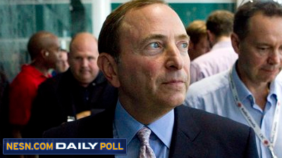 Vote: When Do You Expect the NHL Season to Begin?