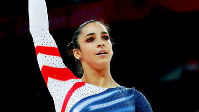 Olympic Gold Medalist Aly Raisman to Throw Out First Pitch, Join NESN Broadcast During Saturday's Red Sox Game