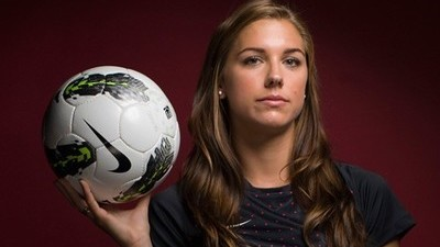 Alex Morgan Thriving in Starting Lineup, Says U.S. Women's Pursuit of Olympic Gold Is on Track