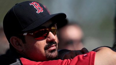 Hot-Hitting Adrian Gonzalez Looks to Help Red Sox Bounce Back After Tough Extra-Inning Loss