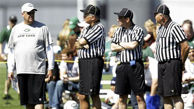 NFL Lockout of Referees Beginning to Turn Into Embarrassing Situation for League