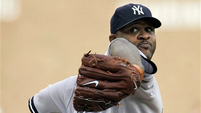 Derek Lowe Signed to Work Out of Bullpen for Yankees as New York Sends CC Sabathia to Disabled List