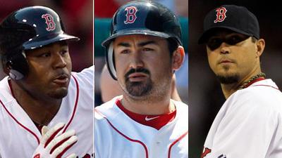 Report: Josh Beckett, Adrian Gonzalez, Carl Crawford Part of Potential Blockbuster Trade to Dodgers