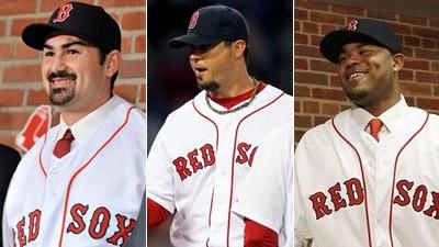 Red Sox Confirm Adrian Gonzalez, Josh Beckett, Carl Crawford, Nick Punto Traded to Dodgers