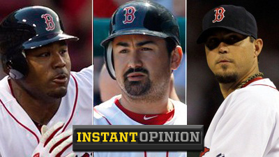 Adrian Gonzalez, Carl Crawford, Josh Beckett Trade Is Statement of Its Own for Red Sox, No Matter the Results